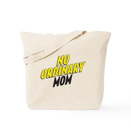 No Ordinary Mom Tote Bag