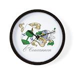 O'Concannon Sept Wall Clock