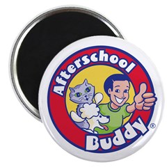 "Afterschool Buddy 2.25"" Magnet (100 pack)"
