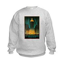 Vintage New York Central Building Sweatshirt