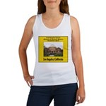 Los Angeles Museum of Natural Women's Tank Top