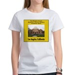 Los Angeles Museum of Natural Women's T-Shirt