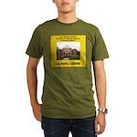 Los Angeles Museum of Natural Organic Men's T-Shir