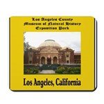 Los Angeles Museum of Natural Mousepad