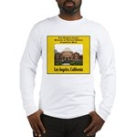 Los Angeles Museum of Natural Long Sleeve T-Shirt