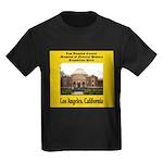 Los Angeles Museum of Natural Kids Dark T-Shirt