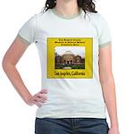 Los Angeles Museum of Natural Jr. Ringer T-Shirt