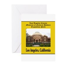 Los Angeles Museum of Natural Greeting Cards (Pk o