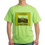 Los Angeles Museum of Natural Green T-Shirt