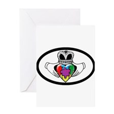 Autism Spectrum Awareness Greeting Card