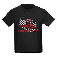 Unique Car racing T