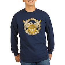 Coast Guard Auxiliary Eagle Long Sleeves 4