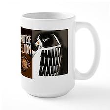 Maltese Falcon Ceramic Mugs