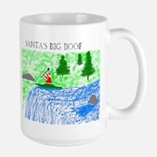 Santa's Big Boof Mug