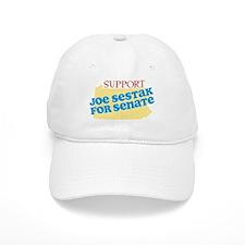 Support Sestak Baseball Cap