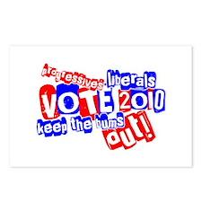 Vote 2010 Postcards (Package of 8)
