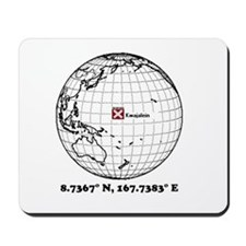 U R Here (Mousepad)
