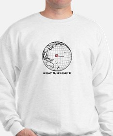 U R Here (Sweatshirt)