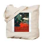 Army Air Service American Eagle Tote Bag