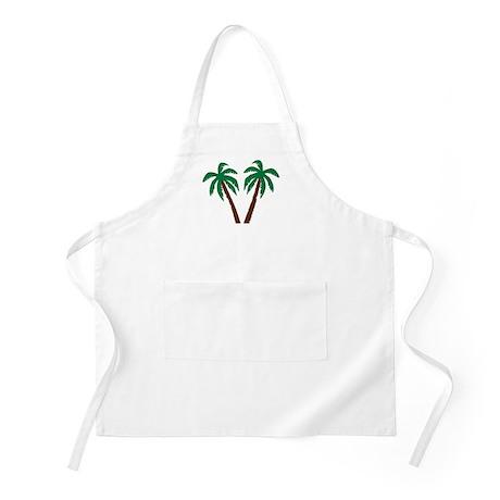 Palm Trees Apron