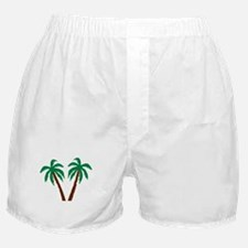 Palm trees Boxer Shorts