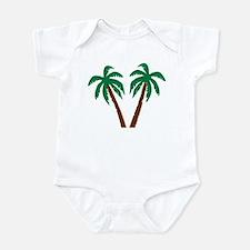 Palm trees Onesie