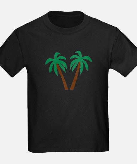 Palm trees T
