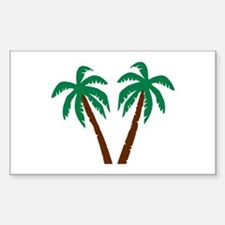 Palm trees Stickers