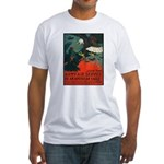 Army Air Service American Eagle Fitted T-Shirt