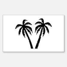 Palms Decal