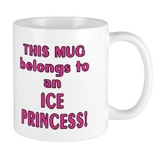 Ice Princess Small Mug