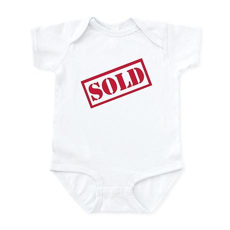 Sold Infant Bodysuit