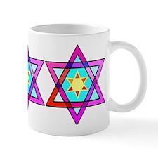 Jewish Star Of David Mug