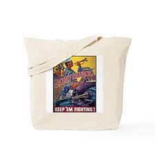 Battle Stations Tote Bag