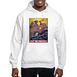 Battle Stations (Front) Hooded Sweatshirt