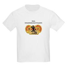 84th Engineer Battalion Kids T-Shirt