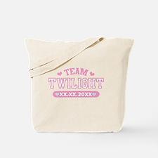 Team Twilight by Twidaddy.com Tote Bag
