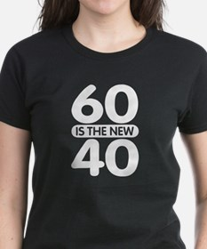 60 is the new 40 Tee