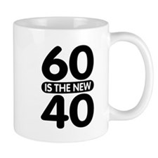 60 is the new 40 Mug