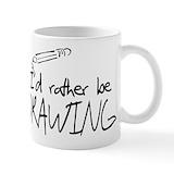 Art teacher Coffee Mugs