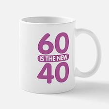60 is the new 40 Mug
