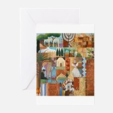 Unique Lion of judah Greeting Cards (Pk of 10)