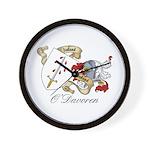 O'Davoren Sept Wall Clock