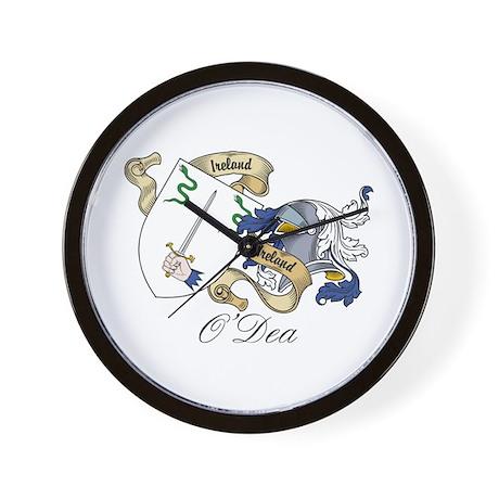 O'Dea Sept Wall Clock
