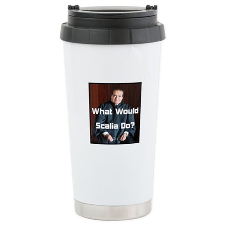 WWSD-SQ Stainless Steel Travel Mug