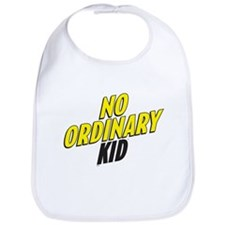 No Ordinary Kid Bib