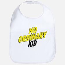 No Ordinary Kid Bib