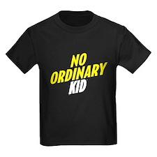 No Ordinary Kid T