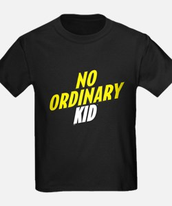 No Ordinary Kid T