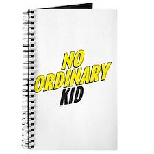 No Ordinary Kid Journal